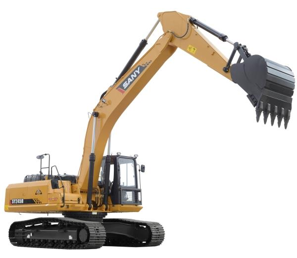 CATERPILLAR 320 D L SUPER LONG REACH