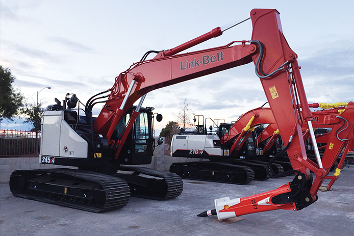 LIEBHERR R 926 ADVANCED LITRONIC WLC