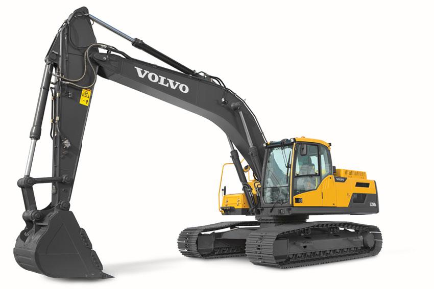 VOLVO EC 250 D NL