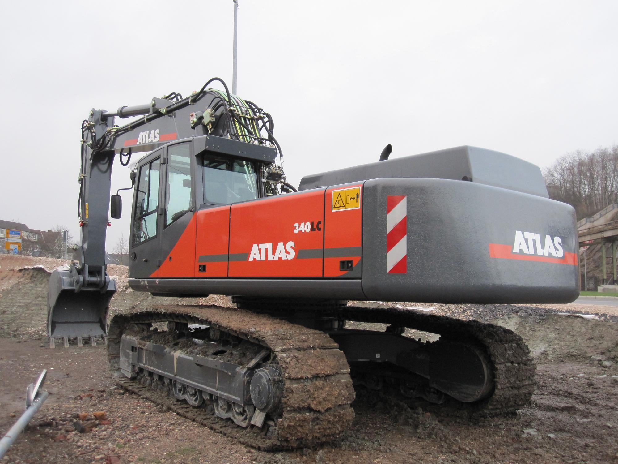 ATLAS 340 LC