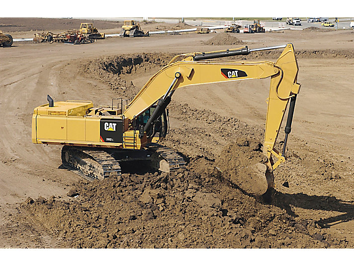 CATERPILLAR 390 F L (LONG REACH)