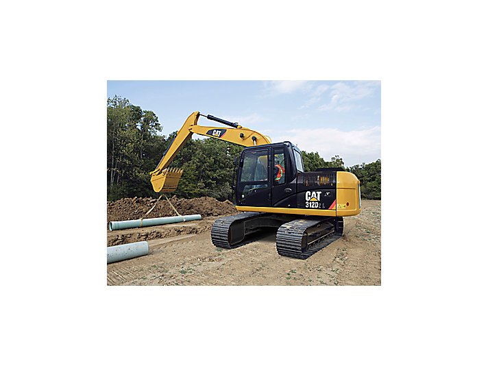 CATERPILLAR 312 D L SERIES 2