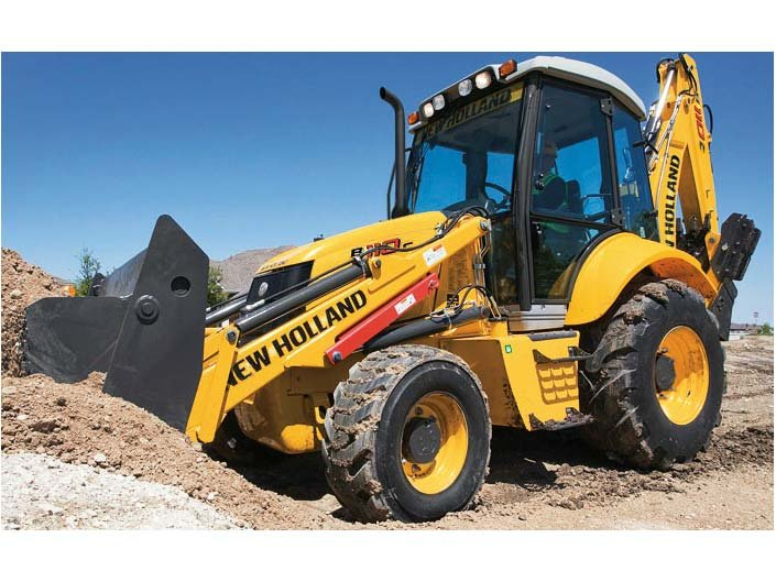 NEW HOLLAND B110C