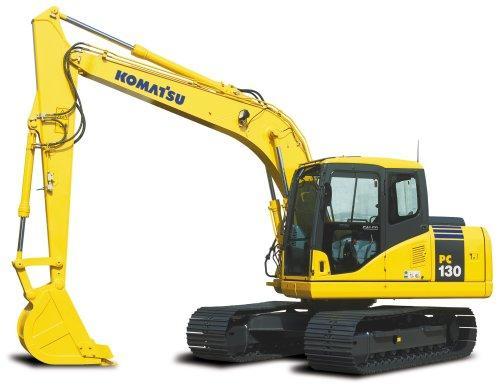 KOMATSU PC 130-8