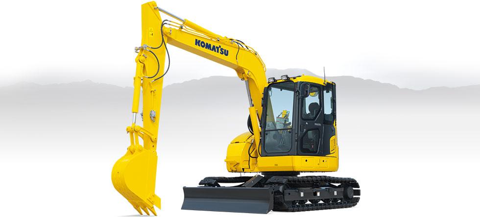 KOMATSU PC 78 US-10