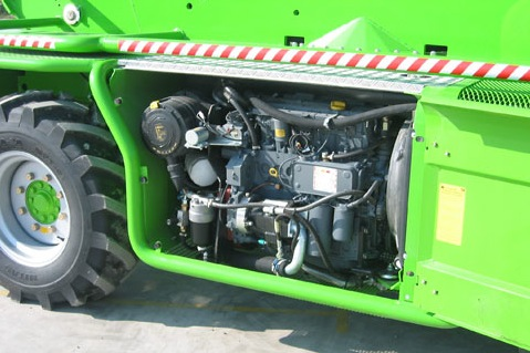 MERLO P 36.7 TOP TURBOFARMER