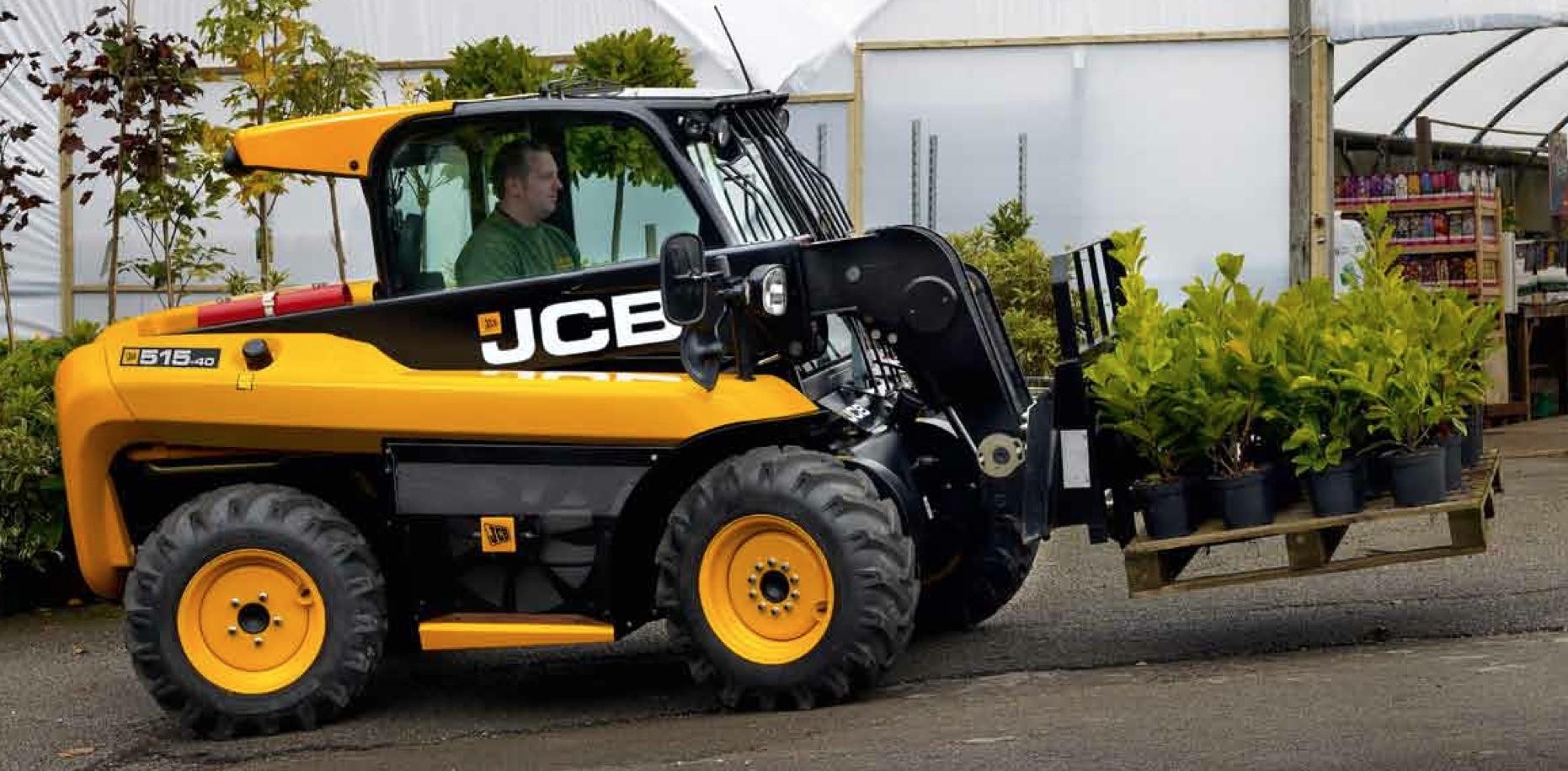 JCB 515-40 AGRI