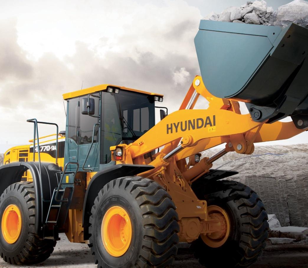 HYUNDAI HL 770 XTD - 9A