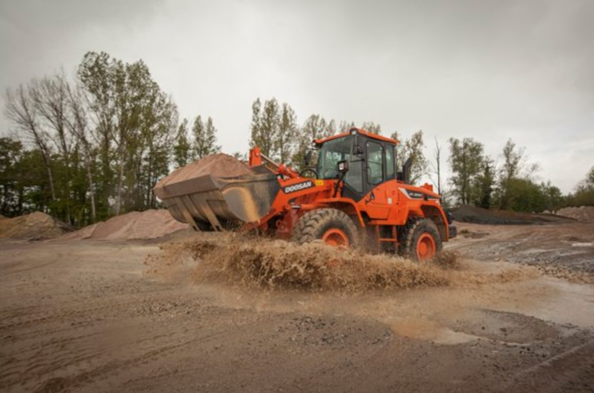 DOOSAN DL 200 - 5 HIGH LIFT