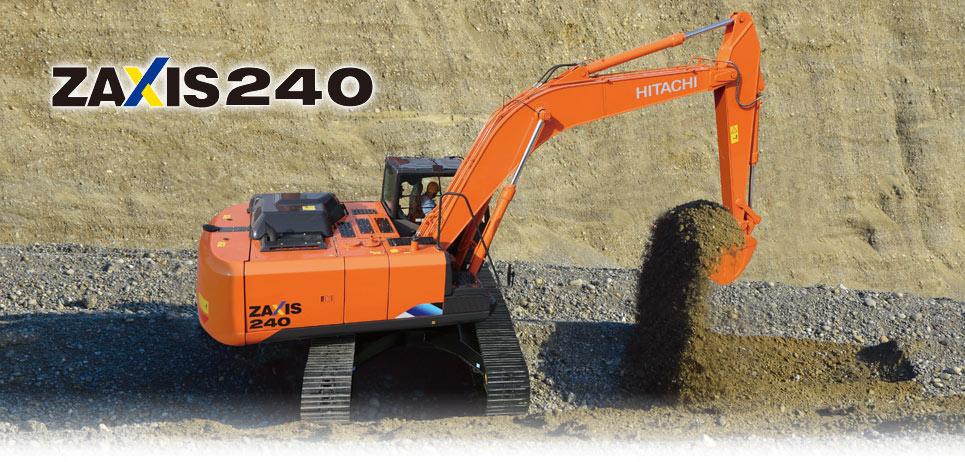 HITACHI ZX 225 USLC-5B