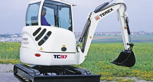 TEREX TC 37