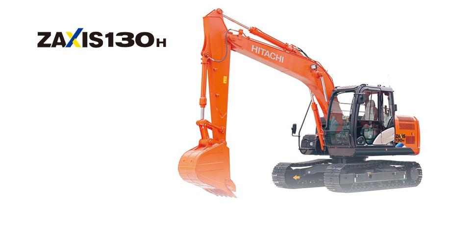 HITACHI ZX 130 H-5A