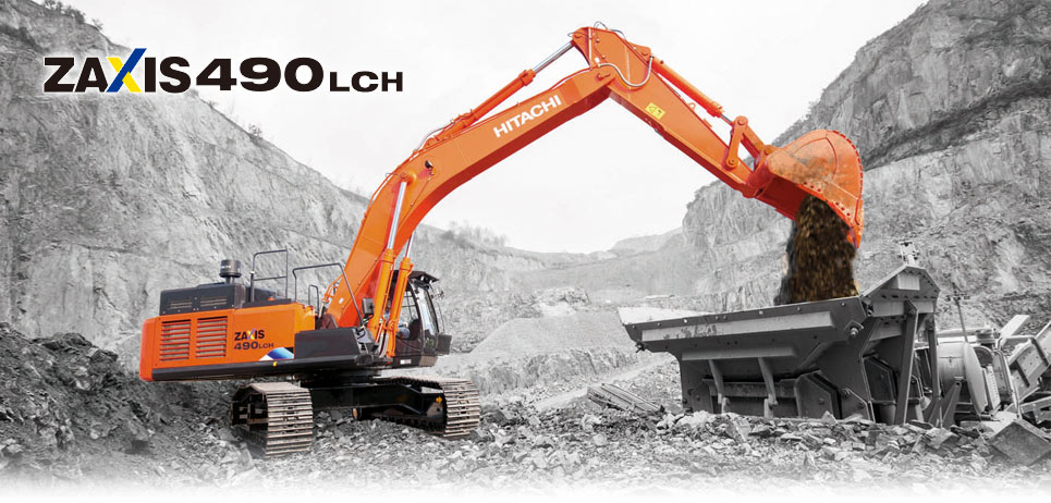 VOLVO EC 460 CL (REACH) VARIABLE U/C