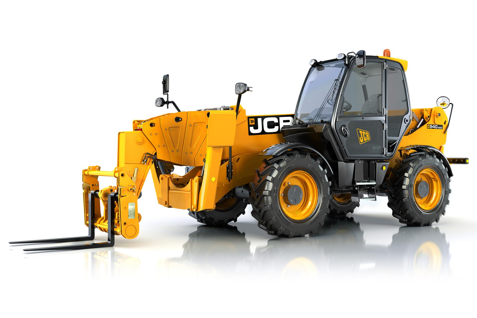 JCB 540 - 200 [74.2 KW]